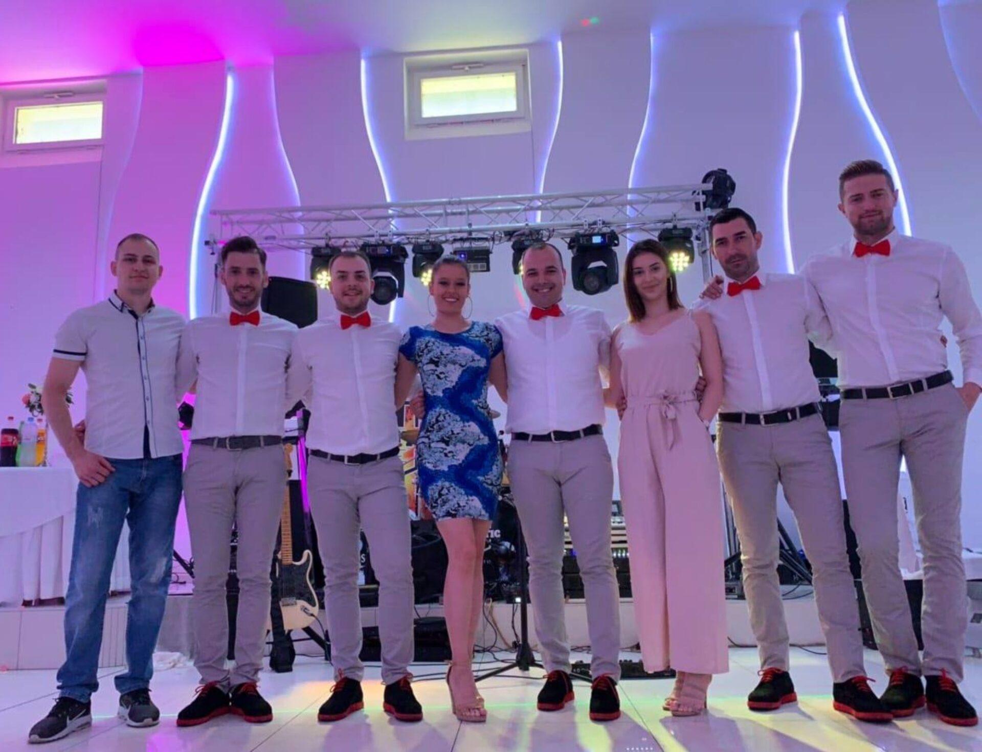 bend za svadbe - Atlantic